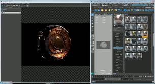 Displacement Map After Effects Renderman 21 Displacement Maps With Zbrush Tutorial Cg Tutorial