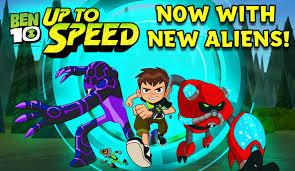 ben 10 speed app