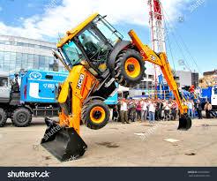 ufa russia may 23 demonstration jcb stock photo 103270907