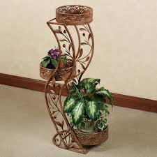 plant stand lydian column pedestal plant stand wayfair family