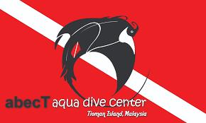Padi Flag Abect Aqua Dive Centre Tioman Malaysia