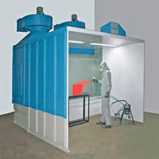spray paint booth spray painting booth manufacturer from faridabad
