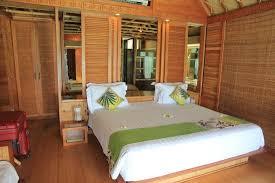 chambre sur pilotis chambre dans bungalow pilotis photo de bora bora pearl