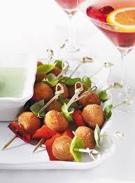 ricardo cuisine com croquettes de bocconcini au basilic et poivron recettes