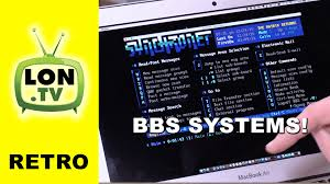 retro review computer bulletin board bbs systems youtube