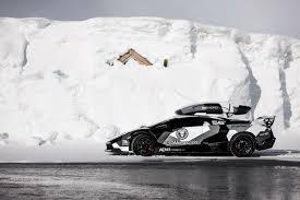 Lamborghini Murcielago 2016 - jon olsson tries to take his lamborghini murcielago up a mountain