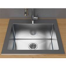 top mount stainless steel sink drop in kitchen sinks buy drop in sinks in stainless steel fire