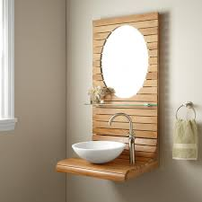 fancy commercial wall mounted mirrors bathroom 45 in with