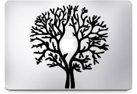 tree of macbook stickers