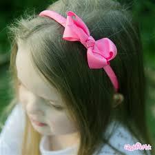 bow headband bow headband pink