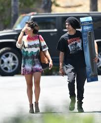bed bath and beyond tower fan stella hudgens out shopping at bed bath beyond in los angeles 06