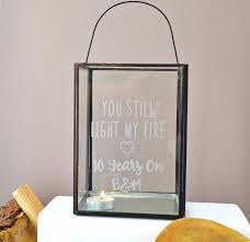 You Light My Fire You Still Light My Fire Personalised Lantern By Solesmith