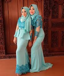 model baju kebaya muslim 25 model kebaya modern 2018 terbaru simple casual elegan