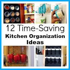 kitchen organization ideas 12 time saving kitchen organization ideas a cultivated nest