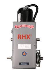rhx heavy duty commercial operator overhead door