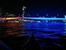 kayak lights for night paddling kayak night tour brisbane river brisbane
