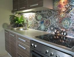 mosaic tile kitchen backsplash 16 wonderful mosaic kitchen backsplashes