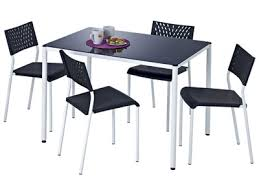table et chaises de cuisine design table chaise cuisine maison design wiblia com