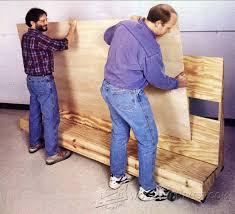 mobile plywood storage rack plans u2022 woodarchivist