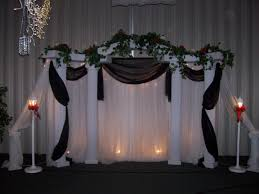 wedding venue decorations columns and candles on pinterest love