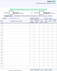 daily activity report template 3 best exles daily report template free templates