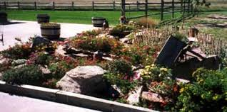 exterior imaginations landscaping natural designs rock gardens