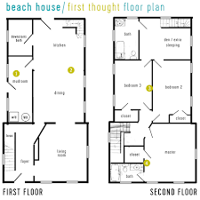 beach house floor plans beach house video tour floor planning young house love