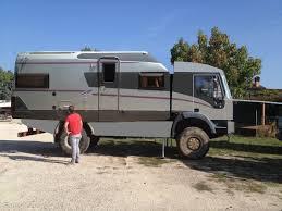 desertikon 4x4 on iveco eurocargo 95e21ws from nord est italy