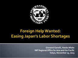 Tokyo Excess November 2015 by Icas Public Lecture 11 13 2015 Foreign Help Wanted Easing Japan U0027s U2026