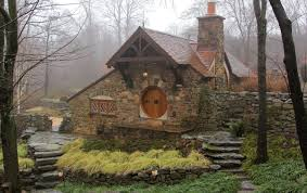 real hobbit hole house 3414