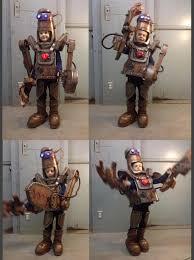Robot Halloween Costume Halloween Costume Contest Winner Announcement U2014 Stan Winston