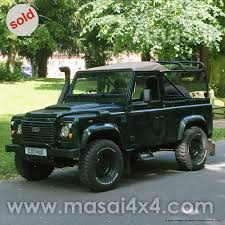 green land rover land rover defender 90 td5 soft top 2 door epsom green sold