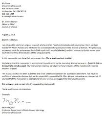 how to write a cover letter for a journal cover letter sle 28 images cover letter academic
