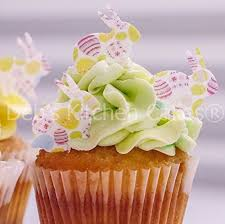 Easter Decorations Amazon by Easter Bunny Cake Decorations Edible Wafer Bunny Cake Toppers