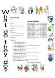 english teaching worksheets community helpers