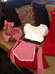 little red riding hood costume for my granddaughter bella