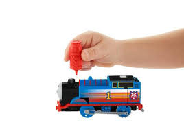 fisher price thomas u0026 friends trackmaster fiery rescue train set