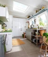 comment am駭ager une cuisine en longueur comment aménager une cuisine en longueur côté maison