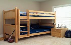 Kids Bedroom Furniture Bunk Beds Natural Wood Twin Bunk Beds For Kids Twin Bed With Storage Extra