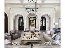 gray area rug sofa built in bookshelves library ladder surrounding