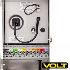 Landscape Lighting Troubleshooting by Low Voltage Outdoor Lighting Transformer Troubleshooting