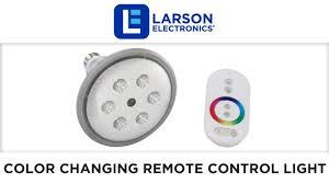 18 watt rgb led par 38 remote control light dimmable color