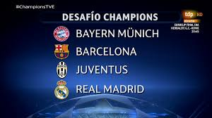 futbol uefa champions league semi final draw 24 04 2015