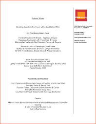 13 cocktail menu template survey template words