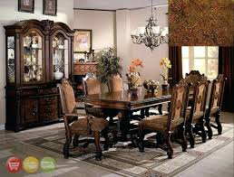 dining room table setting ideas formal dining room tables mitventures co
