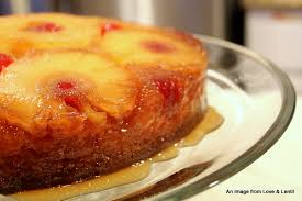 love u0026 lentil pineapple upside down cake
