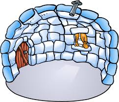 Igloo by Discussion 3d Igloos U2013 Club Penguin Mountains