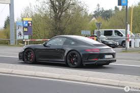 porsche gt3 grey porsche 991 gt3 mkii 29 april 2017 autogespot