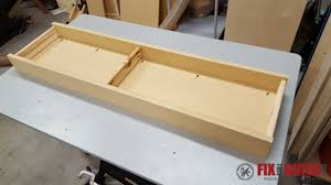How To Build Fireplace Surround by How To Build A Fireplace Surround And Mantel Fixthisbuildthat