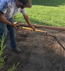 How To Lay Patio Pavers On Dirt by How To Install A Custom Paver Patio Room For Tuesday Blog